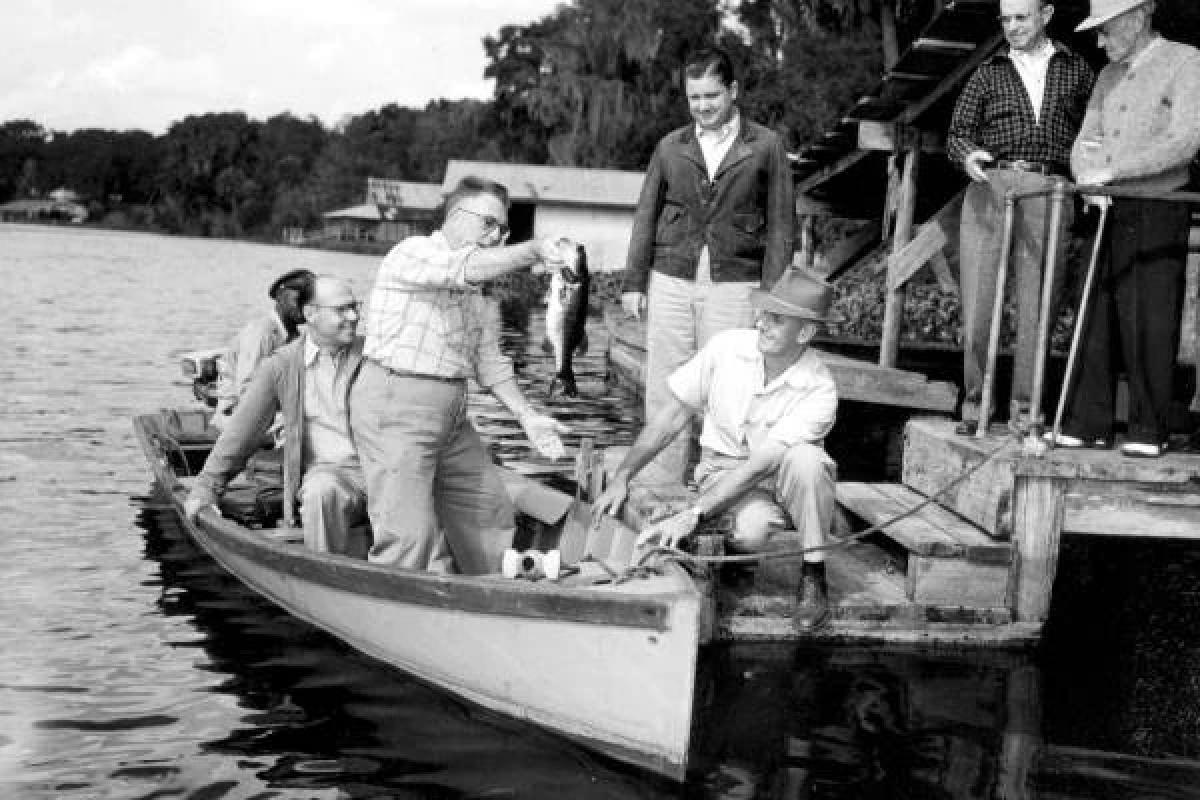 Andersen's, 1946