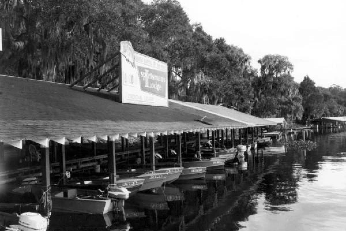 Sportman's Lodge, 1960